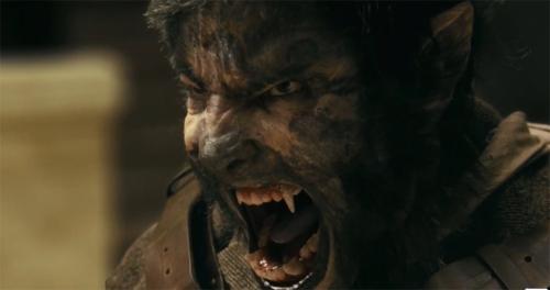 Imagem do Filme O Lobisomem ((The Wolfman), 2010
